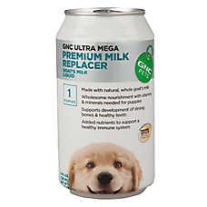 GNC Pets® Ultra Mega Premium Milk Replacer Puppy Formula