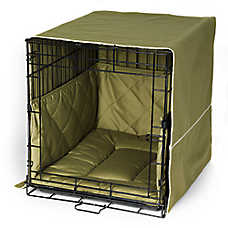 Pet Dreams Classic Cratewear Dog Bedding Set