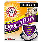 ARM & HAMMER™ Double Duty Cat Litter - Clumping