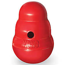 KONG® Wobbler™Treat Dispenser Dog Toy
