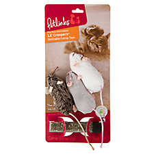 Petlinks® Lil Creepers Mice Cat Toy