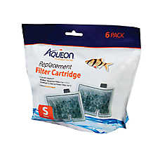 Aqueon® Aquarium Power Filter Cartridges