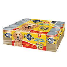 PEDIGREE® Variety Pack Dog Food