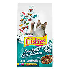 Purina® Friskies® Seafood Sensations Adult Cat Food