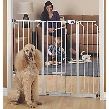 Top Paw 174 Extra Tall Pet Gate Dog Dog Doors Amp Gates