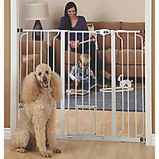 Top Paw® Extra Tall Pet Gate & Dog Doors: Pet Gates u0026 Doggie Doors | PetSmart