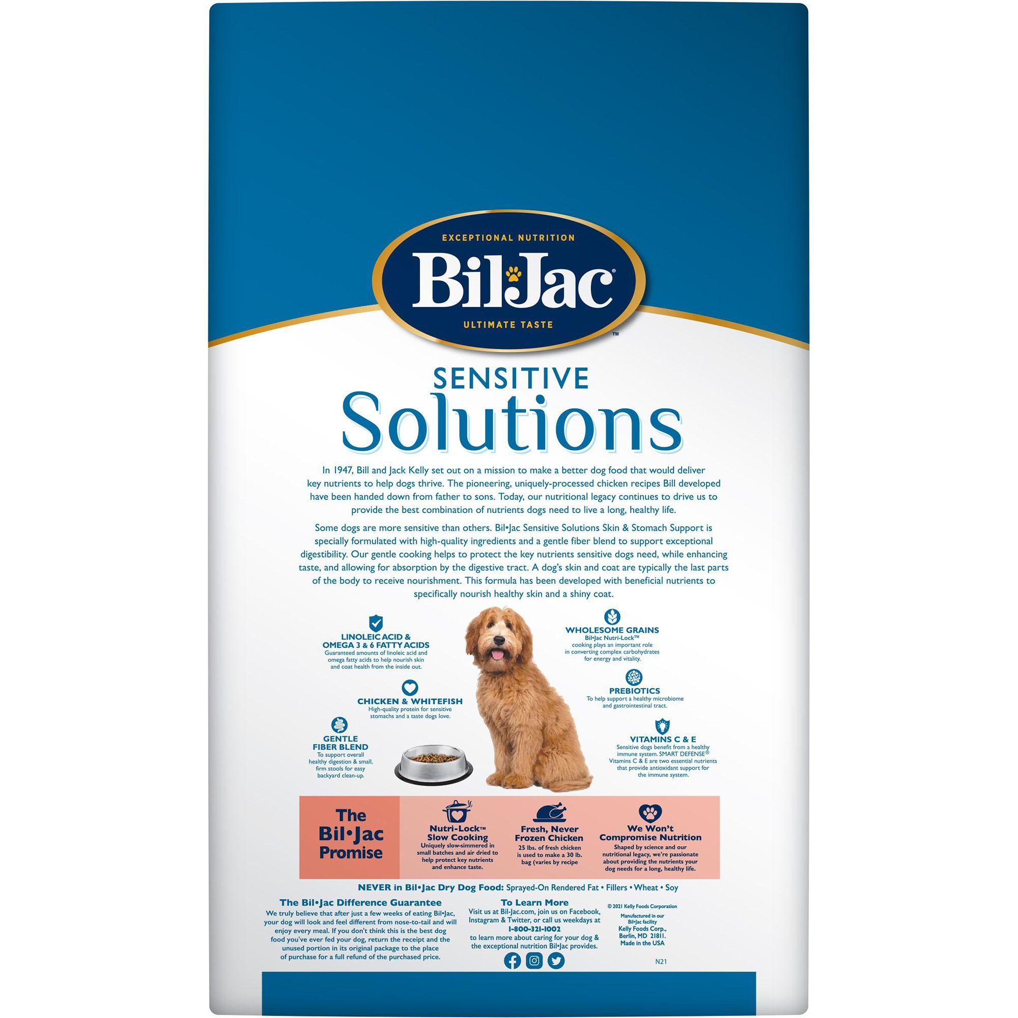 Bil-Jac® Sensitive Solutions Adult Dog