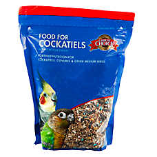 Grreat Choice® Cockatiel Bird Food