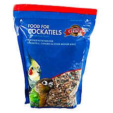 Grreat Choice® Cockatiel Bird Food