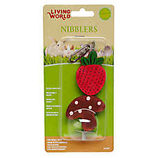 Living World® Nibblers Strawberry Style Small Animal Chew