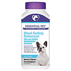 21st Century™ Essential Pet™ Coprophagia Deterrence Dog Chewables