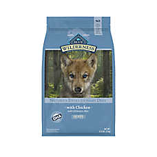 BLUE Wilderness® Puppy Food - Grain Free, Natural, Chicken