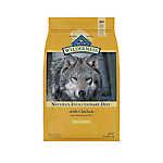BLUE Wilderness® Healthy Weight Adult Dog Food - Grain Free, Natural, Chicken
