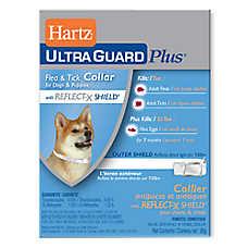 Hartz® UltraGuard Plus® Reflect-X Sheild Flea & Tick Dog Collar