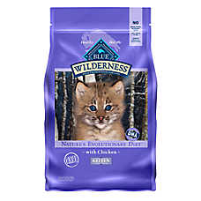 BLUE Wilderness® Grain Free Kitten Food