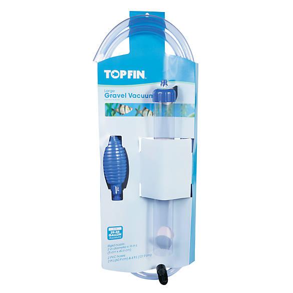 Top Fin Aquarium Gravel Vacuum Fish Vacuums Petsmart