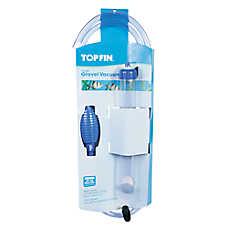 Top Fin® Aquarium Gravel Vacuum