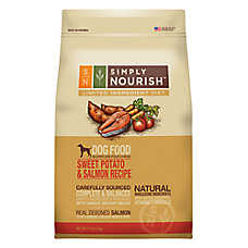 Simply Nourish™ Adult Dog Food - Limited Ingredient, Natural, Sweet Potato & Salmon