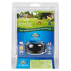 PetSafe® Stay & Play Wireless Fence Receiver Dog Collar