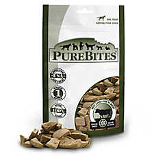 Purebites® Freeze Dried Dog Treat - Beef