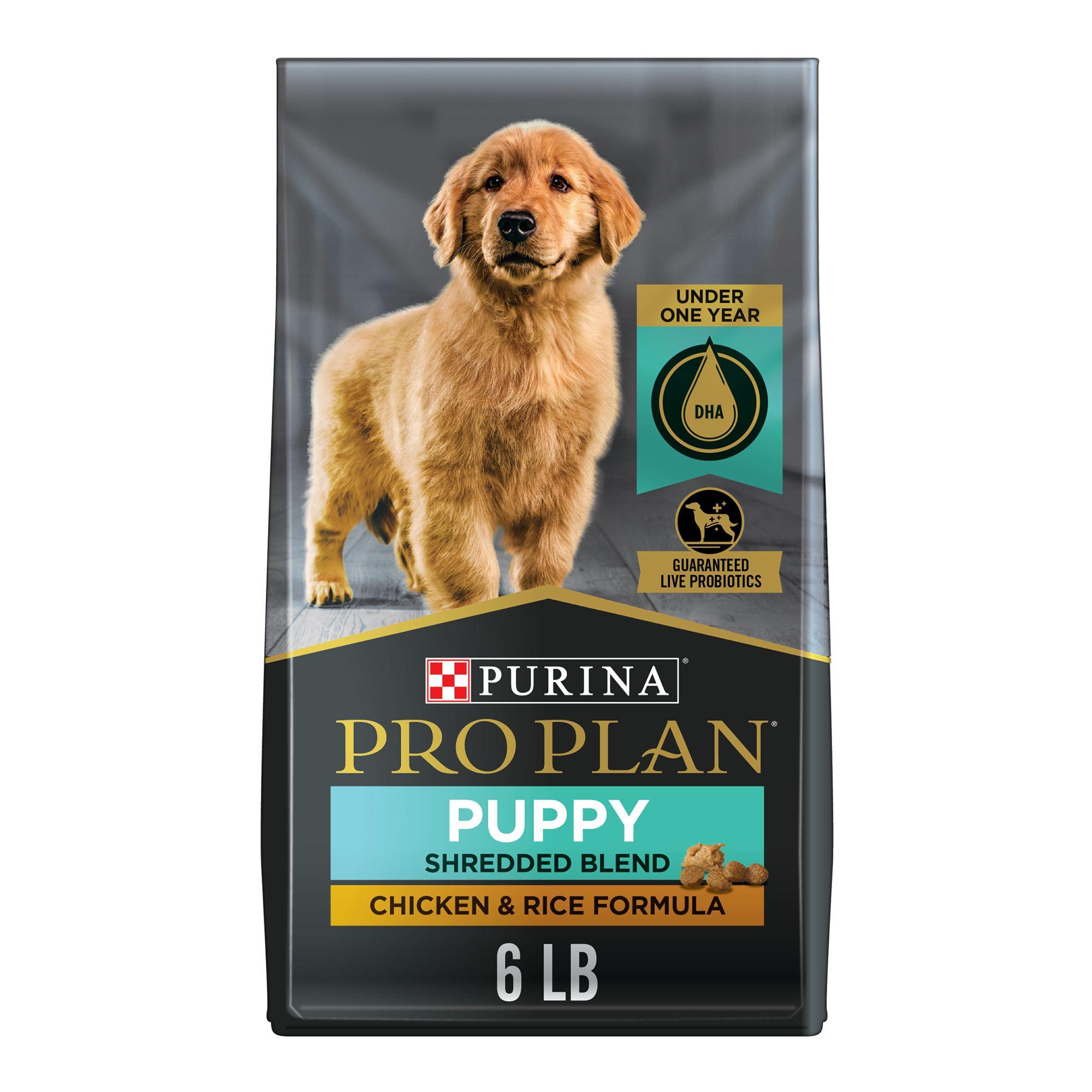 Purina Pro Plan Probiotic Puppy Food Dog Dry Food Petsmart