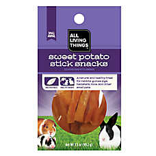 All Living Things® Sweet Potato Small Animal Snack