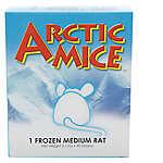 Arctic Mice Frozen Medium Rats