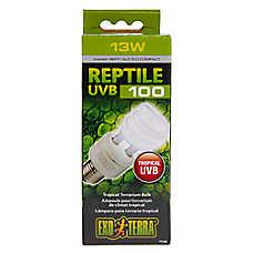 Exo Terra® Repti Glo Tropical Terrarium Lamp - UVB 100