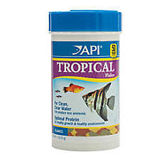 API® Tropical Community Fish Flakes