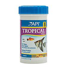 API® Tropical Community Fish Flakes