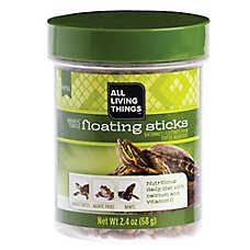 All Living Things® Aquatic Turtle Floating Sticks