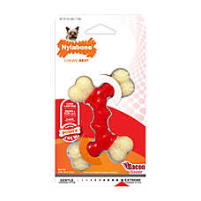Nylabone® DuraChew® Double Bone Chew Dog Toy