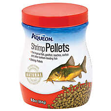 Aqueon® Shrimp Pellets Fish Food