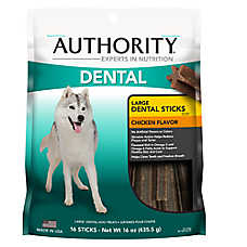 Authority® Dental Dog Treat