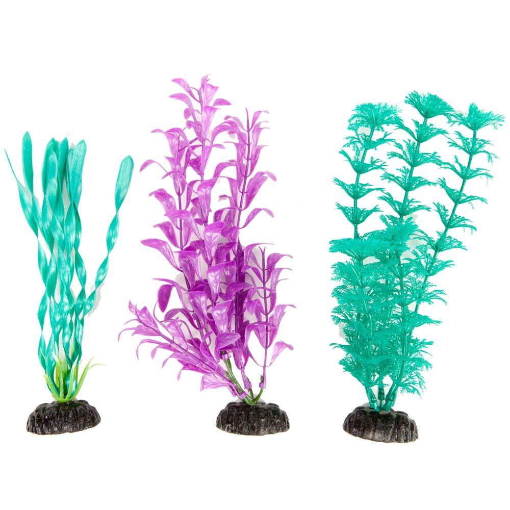 Top Fin® Pearlized Value Pack Artificial Aquarium Plant