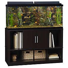Top Fin® Open & Close Storage Aquarium Stand