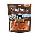 SmartBones® Small Chews Dog Treat - Peanut Butter