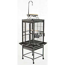 A&E Cage Company Play Top Bird Cage