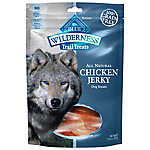 BLUE Wilderness® Trail Treats Grain Free Jerky Dog Treat