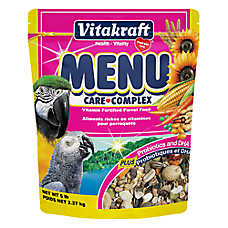 Vitakraft® Menu Parrot Food