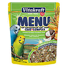 Vitakraft® Menu Parakeet Food