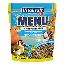 Vitakraft® Menu Canary & Finch Food