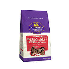 Old Mother Hubbard Extra Tasty Assorted Dog Treats, Mini