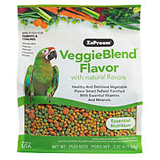 ZuPreem® VeggieBlend Bird Food