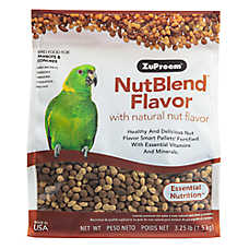ZuPreem® NutBlend Bird Food