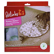 Petlinks® Mystery Motion™ Concealed Electronic Motion Cat Toy