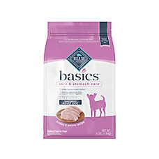 BLUE Basics® Limited Ingredient Turkey & Potato Small Breed Dog Food