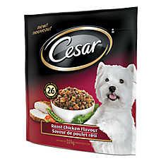 Cesar® Adult Dog Food - Roast Chicken