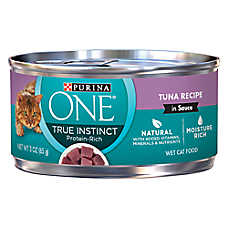 Purina® ONE® SmartBlend Cat Food - Tuna