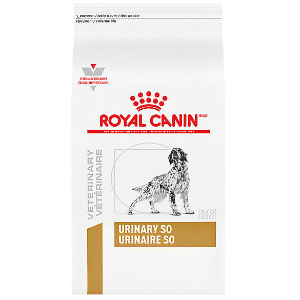 Royal Canin® Veterinary Diet Urinary SO™ Dog Food